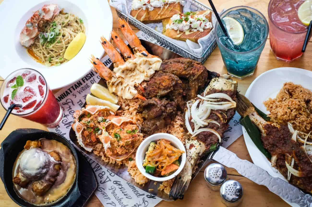 SG Manhattan Fish Market set meals from .90 (U.P. .80) with promo coupon deals valid till 31 Mar 2021