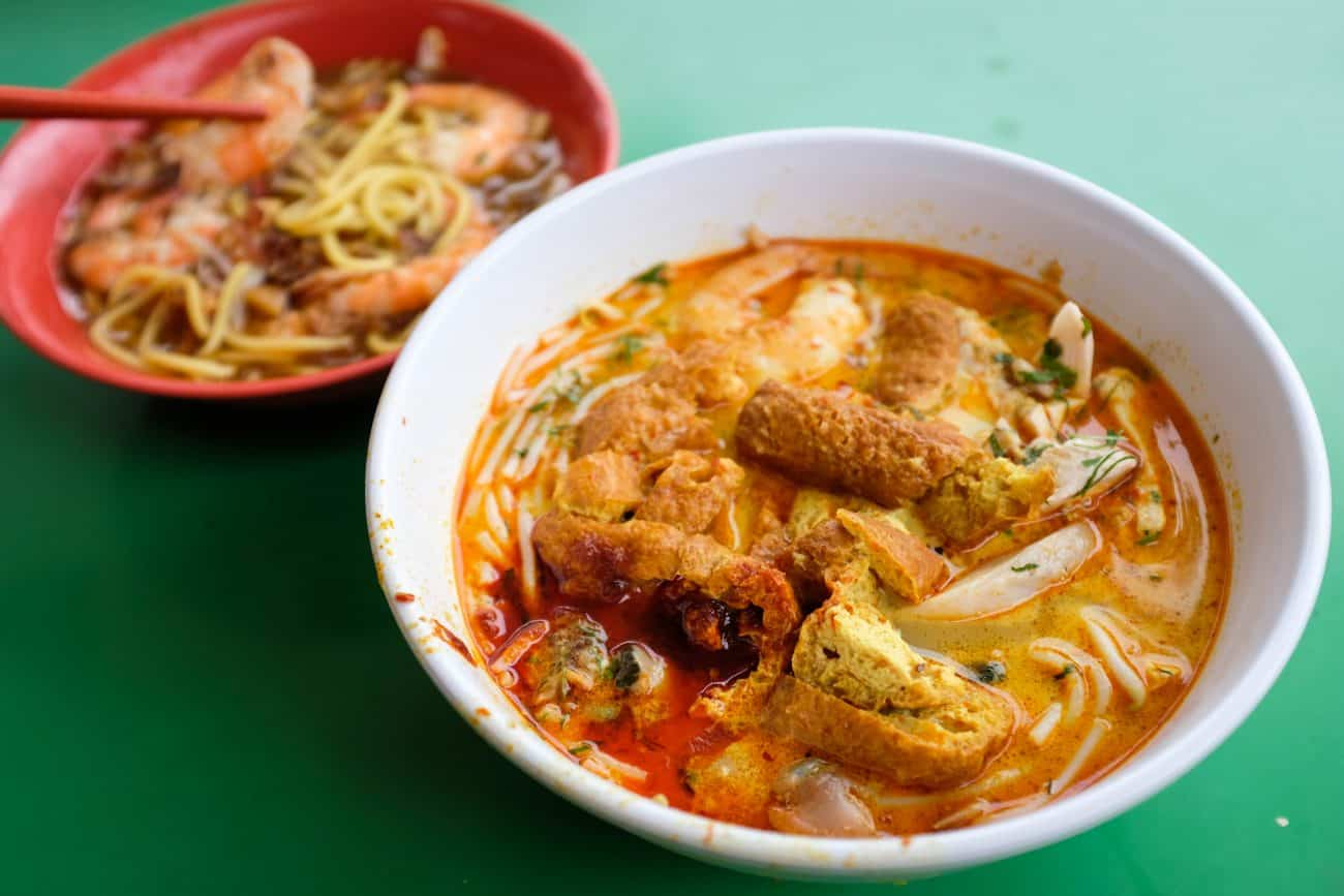 Wei Yi Laksa and Prawn Noodle - Could This Be THE ONLY Laksa For You?