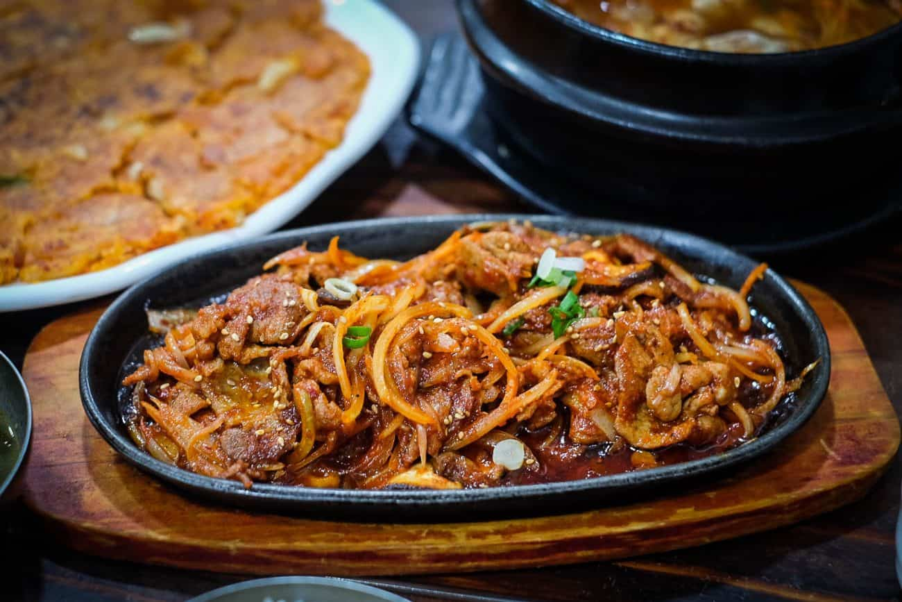 Myung Ga Ii Korean Bbq Family Style Korean Food In Bukit Timah