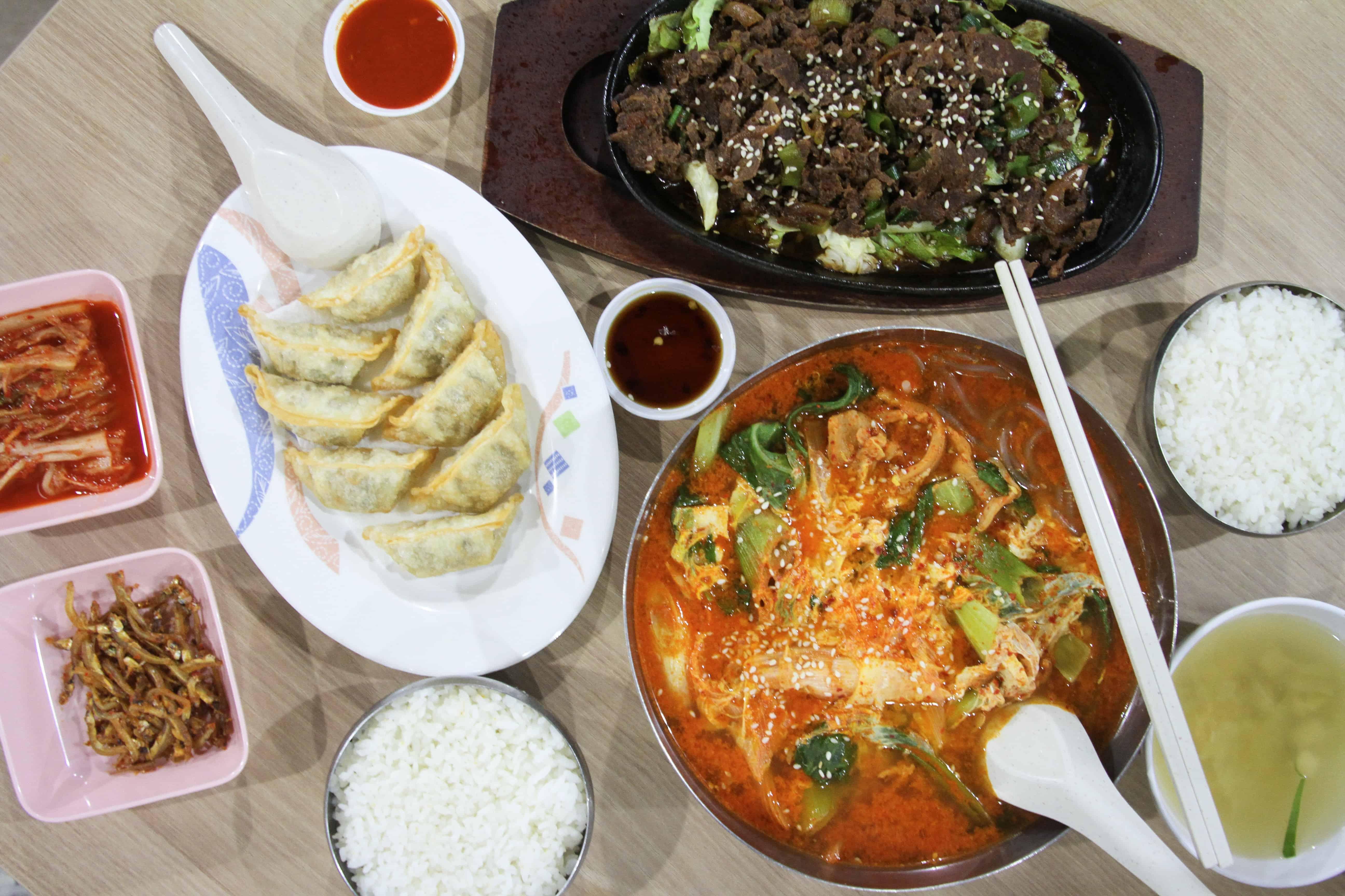 Kim Dae Mun Korean Food Affordable And Authentic Miss Tam Chiak