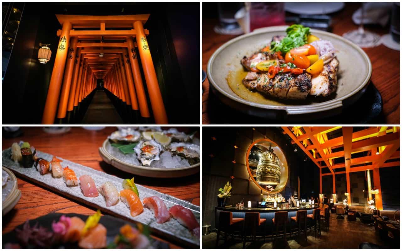 Koma New Japanese Restaurant In Marina Bay Sands With Stunning Decor Miss Tam Chiak