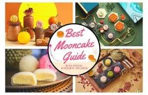 Best Mooncakes Singapore 2020