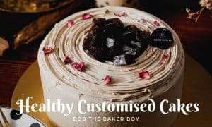 Healthy Customised Cakes